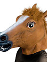 Животная маска Голова лошади Товары для отпуска Рождество