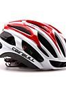 CAIRBULL 여성용 남성용 남여 공용 자전거 헬멧 29 통풍구 싸이클링 사이클링 산악 사이클링 도로 사이클링 레크리에이션 사이클링 이 외 하이킹 라지: 59-63cm; L : 58-61CM PC EPS 화이트 그린 블랙 블루