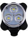 Lampes Frontales Eclairage de Velo / bicyclette Lampe Arriere de Velo LED LED CyclismeEtanche Rechargeable Taille Compacte Ultra leger