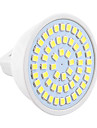 YWXLight 5W GU5.3(MR16) LED Spotlight MR16 54 SMD 2835 400-500 lm Warm White / Cool White Decorative AC/DC 10-30 V 1 pcs