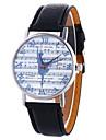 Women\'s Fashion Analog Stripe Ladies\' Roman Numerals Christmas Display Strap Bohemia Quartz Wrist Watch