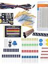 потенциометр Начальный стартовый комплект макетная кабель резистор конденсатор водить для Arduino комплекта обучения