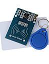 대한 rc522의 RFID 모듈 + IC 카드 + S50 복단 카드 키 체인 (Arduino를위한) 개발 코드를 제공