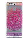 Для huawei p9 p9 lite упаденный образец подсолнечника с высокой проницаемостью tpu материал корпус телефона
