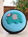 коробка форма животное закрытой путешествия наушников хранения изменение (случайный цвет)