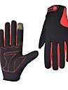 Перчатки Спортивные перчатки Все Перчатки для велосипедистов Осень / Зима ВелоперчаткиСохраняет тепло / Анти-скольжение / Ударопрочность