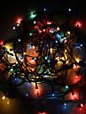 led verlichting dubbele kleur licht festival kerstverlichting willekeurige kleur