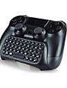 Bluetooth мини беспроводной Chatpad текстового чата сообщение игра клавиатуры контроллер консоли для PS4 контроллера