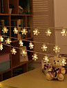 Snow Lights Flash Lamps Is Festival Christmas Tree 20 Lamp 3Meter