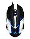 게임용 마우스 USB 800/1600/2400/3200 DPI Estone V6