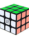 Yongjun® Smooth Speed Cube 3*3*3 Speed Magic Cube Educational Toy Black Smooth Sticker Yulong Anti-pop Adjustable spring ABS