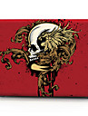 For MacBook Pro 13 15 Case Cover Polycarbonate Material Cool Skulls