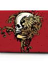 MacBook Case for Macbook Cool Skulls Polycarbonate Material