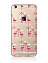 Pour Translucide / Motif Coque Coque Arriere Coque Animal Flexible TPU pour AppleiPhone 7 Plus / iPhone 7 / iPhone 6s Plus/6 Plus /