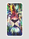 For Pattern Case Back Cover Case Animal Hard PC for Apple iPhone 7 Plus / iPhone 7 / iPhone 6s Plus/6 Plus / iPhone 6s/6