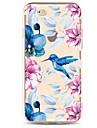 For Apple iPhone 7 7Plus 6S 6Plus Case Cover Bluebird Pattern HD TPU Phone Shell Material Phone Case