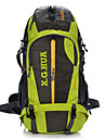 60 L Hiking & Backpacking Pack Cycling Backpack Backpack Climbing Leisure Sports Cycling/Bike Camping & HikingWaterproof Breathable