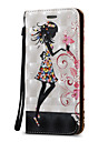 For Samsung Galaxy J1 J3 Case Cover 3D Sexy beauty Hard PU Leather for J3 J5 J7