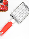 1 ед. Cutter & Slicer For Для овощного Для Egg Для приготовления пищи Посуда Пластик Нержавеющая стальВысокое качество Творческая кухня