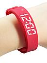 Smart Bracelet Смарт-браслетЗащита от влаги Длительное время ожидания Израсходовано калорий Педометры Спорт будильник Регистрация