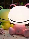 1шт коснуться лампа для чтения LED Настольная лампа что щит в глаз творческий подарок на день рождения вел свет ночи (случайный цвет)