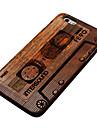 Para Capinha iPhone 6 Plus Case Tampa Capa Traseira Capinha Rigida Madeira para iPhone 6s Plus iPhone 6 Plus