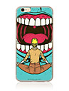For Pattern Case Back Cover Case Cartoon Soft TPU for Apple iPhone 7 Plus iPhone 7 iPhone 6s Plus/6 Plus iPhone 6s/6 iPhone SE/5s/5 iPhone