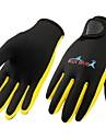 Перчатки для дайвинга Полный палец Зимние Спортивные перчатки Велосипедный спорт Охота Рыбалка Спорт в свободное время Стрельба Дайвинг