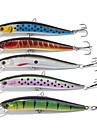 5 pcs Vairao Iscas Vairao Cores Aleatorias g/Onca mm polegada Pesca Geral