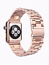 Watch Band for Apple Watch 38mm 42mm Stainless Steel Butterfly Buckle Band