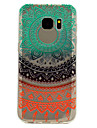 For Samsung Galaxy S8 Plus S7 Rainbow Lace Printing Pattern Soft TPU Material Phone Case S6 S8