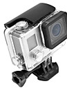 Smooth Frame Protective Case Waterproof Housing Case Mount / Holder Waterproof For Gopro 4 Gopro 3+