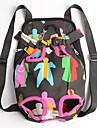 Кошка Собака Переезд и перевозные рюкзаки передняя Рюкзак Животные Корзины Компактность Милые Мультиколор Ткань