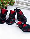 Cat Dog Shoes & Boots Cute Sports Classic Fashion Casual/Daily Birthday Wedding Reversible British PU Leather