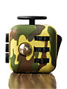 NEW Fidget Cube Magic Anti-anxiety Toy Adults Stress Relief Kids Gift Camo Green