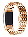 For Fitbit Charge 2 Smart Watch Replacement Gifts Genuine Stainless Steel Bracelet Smart Watch Band