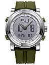 SINOBI Hommes Montre de Sport Montre numerique Quartz Numerique Etanche Chronometre Noctilumineux Anti-Choc Silikon BandeCool Pour tous
