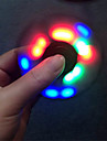 YWXLight® LED Fidget Spinner Hand Toys Tri-Spinner Plastic EDC Stress Anxiety Relief Office Desk Toys