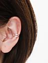 여성용 클립 귀걸이 패션 Euramerican 의상 보석 합금 보석류 제품 일상 캐쥬얼