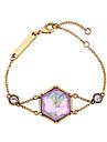 Femme Chaines & Bracelets Bijoux Amitie Bijoux de Luxe Alliage Forme Geometrique Bijoux Pour Soiree Anniversaire