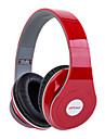 Design pliable ecouteur haut de gamme haut-parleur hi fi stereo casque casque etanche anti-bruit pour iphone xiaomi samsung htc mp3 pc