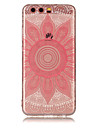 Для huawei p8 lite (2017) p10 lite tpu материал imd процесс розовый шаблон для таро для телефона p10 p9 lite p8 lite