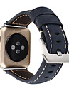 Watch Band For Apple Watch Series 1 2 38mm 42mm Classic Buckle Leather Replacement Band
