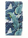 For Huawei P9 Lite P8 Lite Y625 The Flowers Pattern PU Leather Case