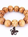 Homme Bracelets de rive Bijoux Naturel Mode bijoux de fantaisie Bois Bijoux Pour Occasion speciale Sports