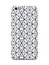 Для iphone 7 плюс 7 кейс для обложки задняя крышка чехол геометрический узор плитка линии / волны мягкий tpu для iphone 6s плюс 6s 6plus 6
