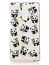 For Lenovo K5 Note K3 A2010 Case Cover Panda Pattern Back Cover Soft TPU