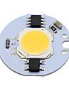 5w cob led light cob chip 220v smrat ic для diy downlight spot light light lightg теплый / холодный белый (1 шт)