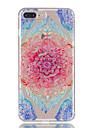 Pour iphone 7plus 7 tpu materiel en dentelle motif de fleurs sacoche de telephone 6s plus 6plus 6s 6 se 5s 5