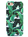 Para iPhone 8 iPhone 8 Plus Case Tampa Estampada Capa Traseira Capinha Flor Rigida PC para Apple iPhone 8 Plus iPhone 8 iPhone 7 Plus
